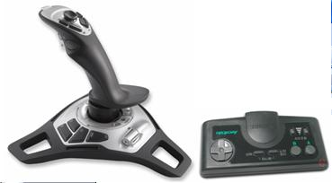 Gambar Joy Stick dan Paddle Games